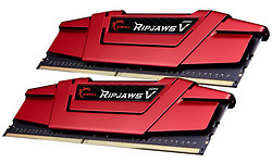 G.Skill Ripjaws V 8GB DDR4-2400 CL15 kit