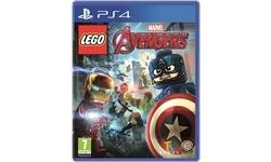 Lego Marvel Avengers (PlayStation 4)