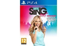 Let's Sing 2016 (PlayStation 4)