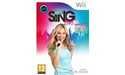 Let's Sing 2016 (Wii U)