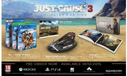 Just Cause 3, Collector's Edition (Xbox One)