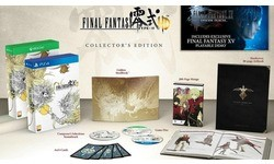 Final Fantasy Type-0 HD, Collector's Edition (PlayStation 4)