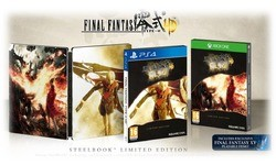 Final Fantasy Type-0 HD, Limited Edition (PlayStation 4)
