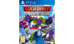 Transformers: Devastation (PlayStation 4)