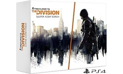 Tom Clancy's The Division, Sleeper Agent Edition (PlayStation 4)