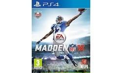 Madden NFL 16 (PlayStation 4)
