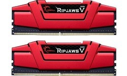 G.Skill Ripjaws V Red 8GB DDR4-2133 CL15 kit