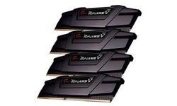 G.Skill Ripjaws V Black 16GB DDR4-3200 CL16 quad kit