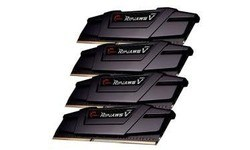 G.Skill Ripjaws V Black 16GB DDR4-3466 CL16 quad kit