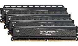 Crucial 32GB DDR4-2666 CL16 quad kit