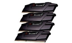 G.Skill Ripjaws V Black 32GB DDR4-3200 CL16 quad kit