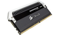 Corsair Dominator Platinum 16GB DDR4-3600 CL18 quad kit