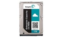 Seagate Enterprise Capacity 2.5 HDD 1TB (SED, 4Kn)