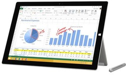 Microsoft Surface Pro 3 256GB (i5, Win 10 + Office 365)