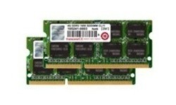 Transcend JetMemory 16GB DDR3-1600 CL11 Sodimm kit