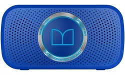 Monster Cable Superstar Bluetooth Speaker Neon Blue