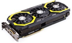 MSI GeForce GTX 980 Ti Lightning 6GB