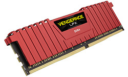 Corsair Vengeance LPX Red 32GB DDR4-2400 CL14 kit