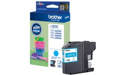 Brother LC-221C Cyan