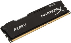 Kingston HyperX Fury Black 8GB DDR3L-1866 CL11