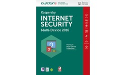 Kaspersky Internet Security 2016 1-user (1-year)