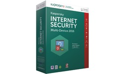 Kaspersky Internet Security 2016 3-user (1-year)