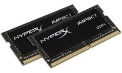 Kingston HyperX Fury Black 16GB DDR4-2400 CL14 Sodimm kit