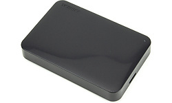 Toshiba Canvio Ready 2TB Black