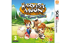 Harvest Moon The Lost Valley (Nintendo 3DS)
