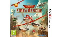 Planes Fire and Rescue (Nintendo 3DS)