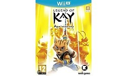Legend of Kay Anniversary (Wii U)