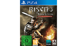 Risen 3: Titan Lords, Enhanced Edition (PlayStation 4)