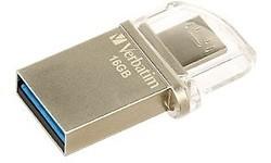 Verbatim Store 'n' Go OTG Micro 16GB