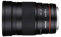Samyang 135mm f/2.0 ED IF UMC (Canon)