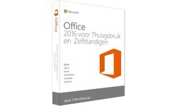 Microsoft Office 2016 Home & Business NL