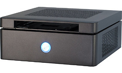 Inter-Tech Mini ITX-603 Black