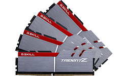 G.Skill Trident Z 16GB DDR4-3200 CL16-18 quad kit