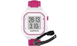 Garmin Forerunner 25 HRM Small White/Pink