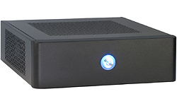 Inter-Tech Mini ITX-601 Black