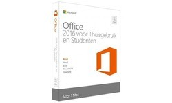 Microsoft Office 2016 Mac Home & Student NL