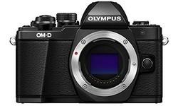 Olympus OM-D E-M10 Mark II Body Black