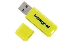 Integral Neon 8GB Yellow