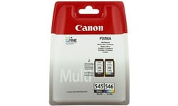 Canon PG-545XL/CL546XL Black + Color