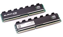 Mushkin Blackline 8GB DDR3-1600 CL9 kit