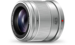Panasonic Lumix G 42.5mm f/1.7 ASPH Power OIS Silver
