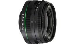 Pentax DA 18-50mm f/4.0-5.6 DC Black