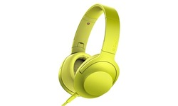 Sony MDR-100AAP Yellow