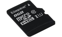 Kingston MicroSDHC UHS-I G2 8GB