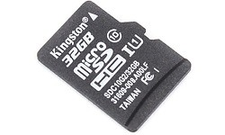 Kingston MicroSDHC UHS-I G2 32GB
