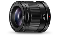 Panasonic Lumix G 42.5mm f/1.7 ASPH Power OIS Black